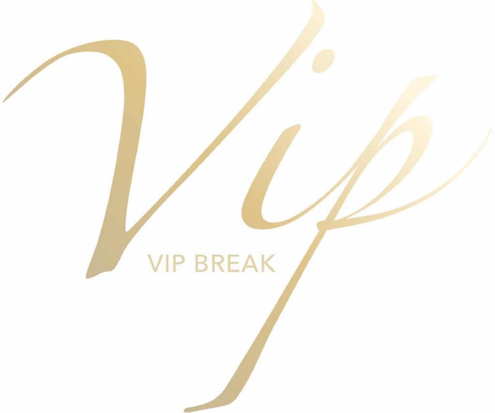 Vip Break Logo